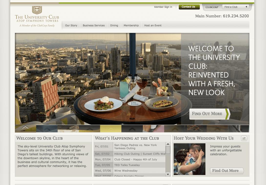 website design company San Diego