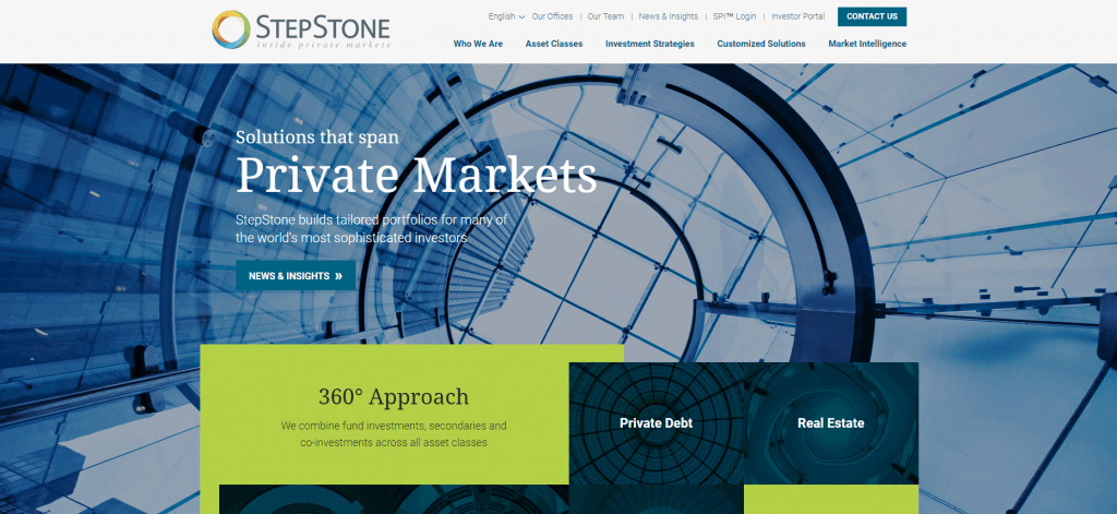 Stepstone Global client by Best SEO San Diego